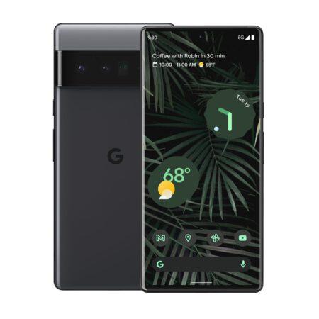 Google Pixel 6 Pro Stormy Black išmanusis telefonas