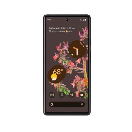 Google Pixel 6 Stormy Black išmanusis telefonas